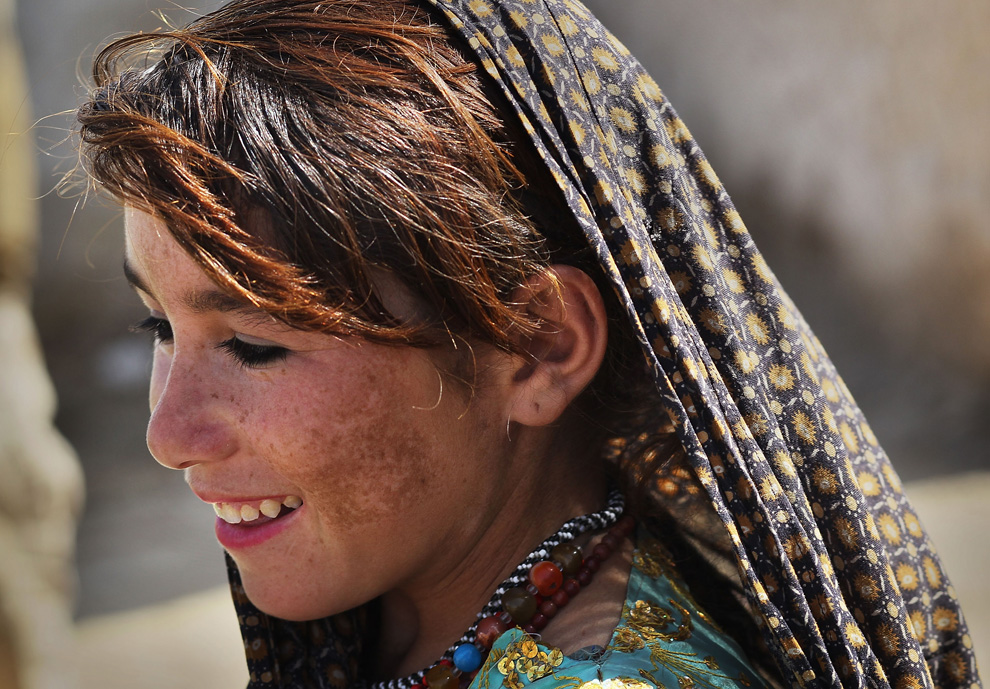 Afghan Girl | The semi-normal, day-to-day life of a female